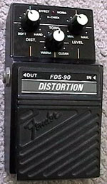Fender Distortion FDS-90