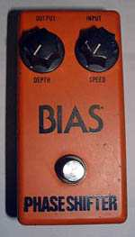 Bias Phase Shifter