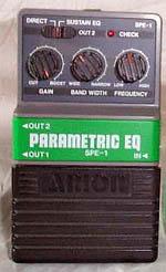 Arion Parametric EQ SPE-1