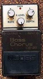 Boss Bass Chorus CE-2B