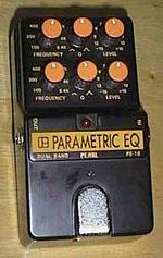 Pearl Parametric Equalizer PE-10