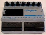 DigiTech Digital Stereo Chorus/Flanger PDS 1700
