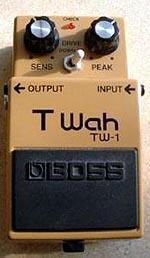 Boss T Wah TW-1