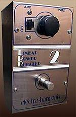 Electro Harmonix Linear Power Booster LPB-2