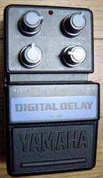 Yamaha Digital Delay DD-100