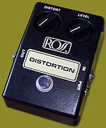 Ross Distortion (Taiwan)