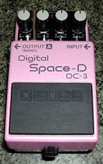 Boss Digital Space-D DC-3