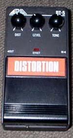Aria Distortion DT-5